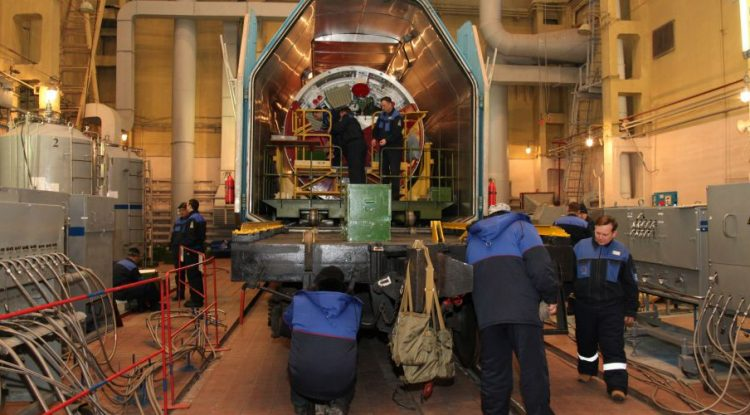 Грузовой корабль «ПРОГРЕСС МС-05» на заправке топливом